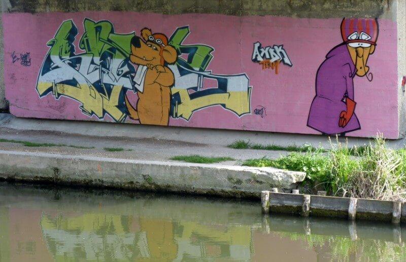 //Amiens //Pont Cagnard