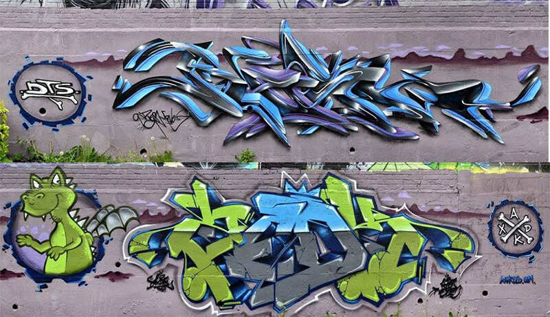 Dino_Kzed_feat_resh_Amiens_graffiti_decoration