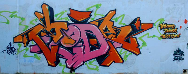 WelcomeIdriss_kzed-Amiens_graffiti_decoration