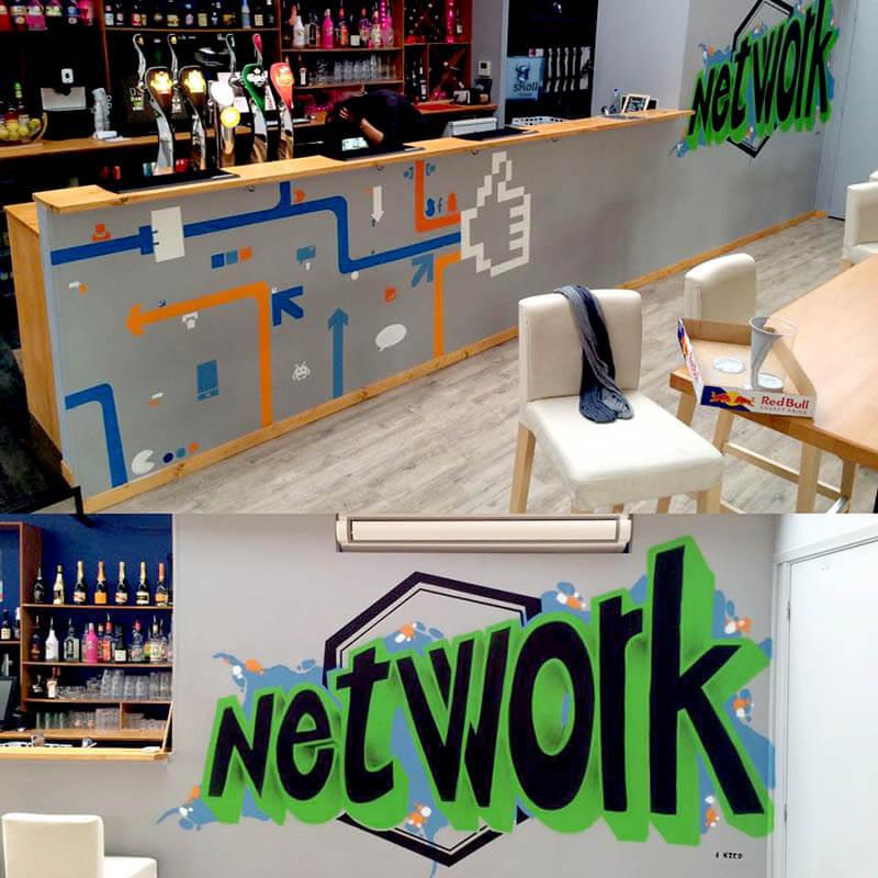 Décoration Network Café Amiens