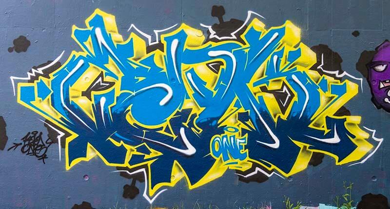 Kzed - Bleu Jaune