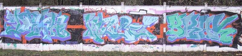 Pash - Kzed - Brack