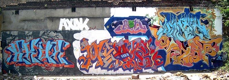 Brack - Mios - Pash - Kzed