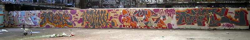 Scur - Mios - Pash - Scur -Kzed (entrepot DHL) 2004