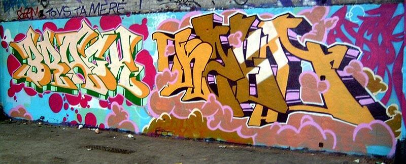 Brack - Kzed (entrepot DHL) 2004