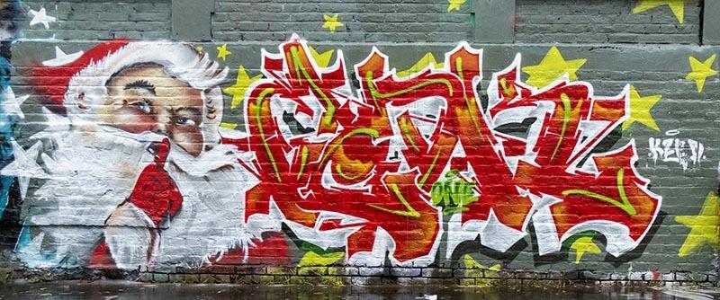 Santa_Claus_Kzed_zedk_amiens_graffiti