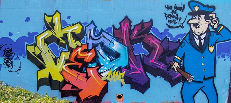 You_Know_His_Fucking_NameSanta_Claus_Kzed_zedk_amiens_graffiti