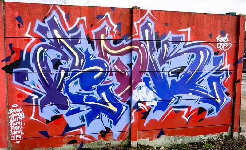 La Casse -kzed_zedk_amiens_graffiti_decoration