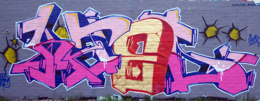 kzed amiens graffiti