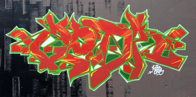 Kzed_amiens_graffitit_decoration_rouge-vert