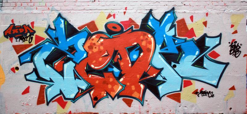 kzed zedk axdk amiens graffiti